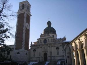 vichenca santuario monte berico 300x225 Виченца   город Палладио