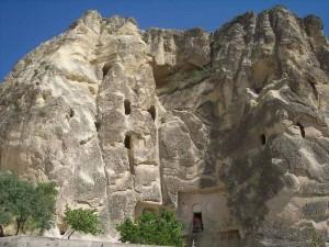 gereme 1 300x225 Гёреме   скальный город ранних христиан