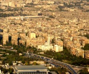 damask 300x251 Дамаск   рай в пустыне