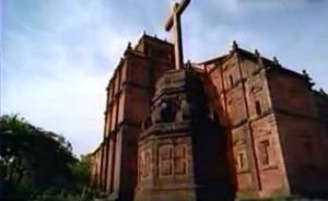 goa cerkov 300x184 Гоа   соборы в джунглях