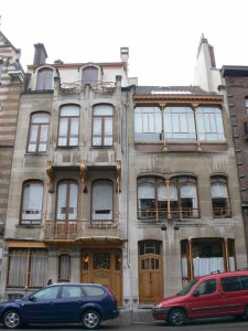 BE Bruxelles Horta maison 225x300 Дома Хорта в Брюсселе   под стеклянными балдахинами