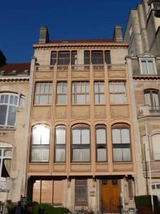 BE Bruxelles Horta van Eetvelde 225x300 Дома Хорта в Брюсселе   под стеклянными балдахинами