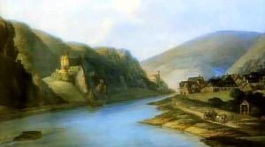 dolina reina2 300x167 Долина среднего Рейна   мифы и водный путь