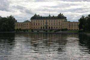 drottningholm vid s ozera 300x200 Дроттингхольм   остров королев
