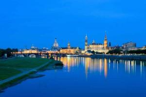 vechernii dresden 300x200 Дрезден и Эльба   саксонский канал