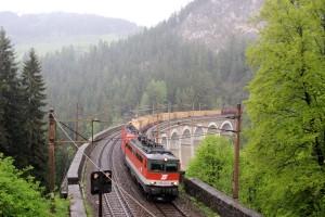 semmering sovremennyi vid jeleznoi dorogi 300x200 Земмеринг   железная дорога и волшебная гора Австрии
