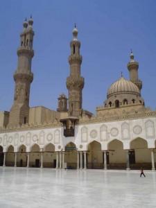 mechet Al Azhar 2006 225x300 Исламский город Каир