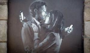 «nesankcianirovannaya retrospektiva» rabot benksi prohodit v londone «Несанкцианированная ретроспектива» работ Бэнкси проходит в Лондоне