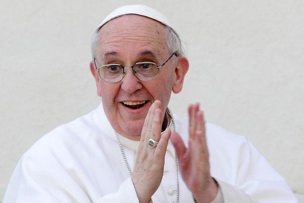 papa rimskii priznal sostoyatelnost teorii bolshogo vzryva i evolyucii Папа Римский признал состоятельность теории Большого взрыва и эволюции