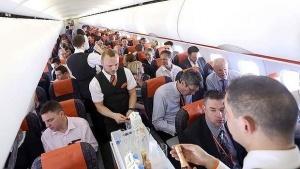 opredeleny samye opasnye dlya zdorovya mesta v samolete Определены самые опасные для здоровья места в самолете
