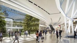 ryadom s aeroportom singapura poyavitsya dragocennyi kamen Рядом с аэропортом Сингапура появится «Драгоценный камень»
