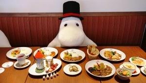 odinokie turisty v gonkonge mogut poobedat s mumi trollyami Одинокие туристы в Гонконге могут пообедать с муми троллями