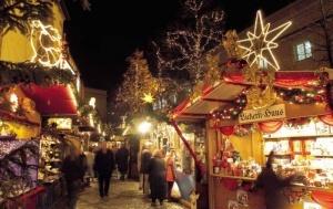 opredelena luchshaya v evrope rojdestvenskaya yarmarka Определена лучшая в Европе рождественская ярмарка