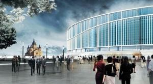 v nijnem novgorode nachalos stroitelstvo stadiona k chm 2018 В Нижнем Новгороде началось строительство стадиона к ЧМ 2018
