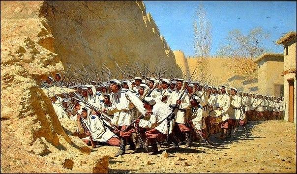 bitva za samarkand Битва за Самарканд