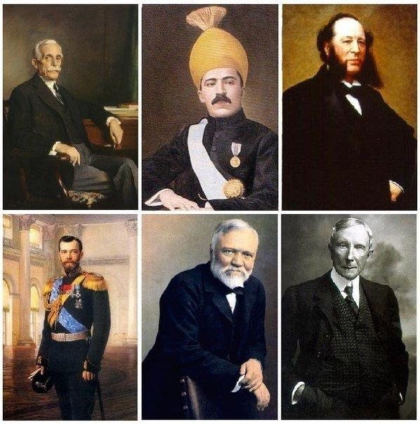 6 samyh bogatyh lyudei za vsyu istoriyu 6 самых богатых людей за всю историю