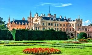 opredelen samyi poseshaemyi zamok v chehii Определен самый посещаемый замок в Чехии