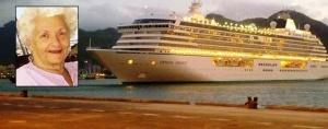 amerikanka jivet na kruiznom lainere uje 7 let Американка живет на круизном лайнере уже 7 лет