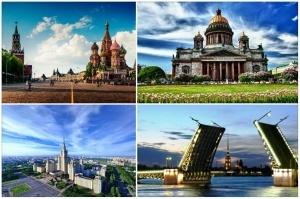 moskva i peterburg v sotne samyh populyarnyh gorodov mira Москва и Петербург — в сотне самых популярных городов мира