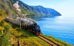 turisticheskii poezd vokrug baikala budet sohranen Туристический поезд вокруг Байкала будет сохранен