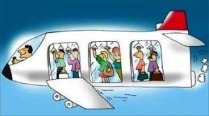 kitaiskaya aviakompaniya mojet vvesti stoyachie mesta Китайская авиакомпания может ввести стоячие места