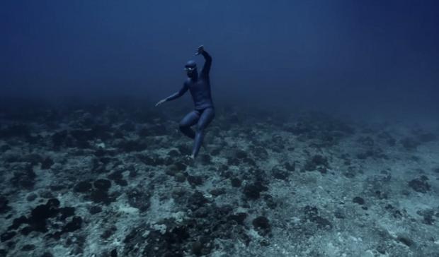 okeanskoe techenie uneslo daivera s bezumnoi skorostyu Океанское течение унесло дайвера с безумной скоростью