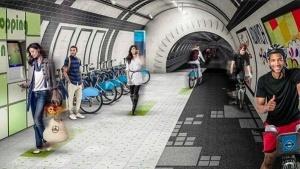 v londonskom metro poyavyatsya velodorojki В лондонском метро появятся велодорожки