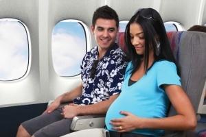 jenshiny mogut sovershat perelety do 37 nedeli beremennosti Женщины могут совершать перелеты до 37 недели беременности