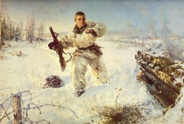 podvig aleksandra matrosova Подвиг Александра Матросова