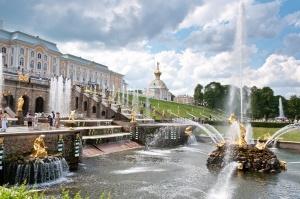 petergof nazval datu zapuska fontanov Петергоф назвал дату запуска фонтанов
