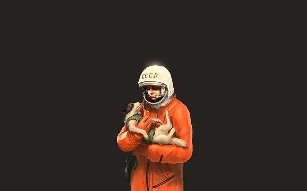pervye kosmonavty sobaki pochemu vybrali imenno ih Первые космонавты — собаки. Почему выбрали именно их?