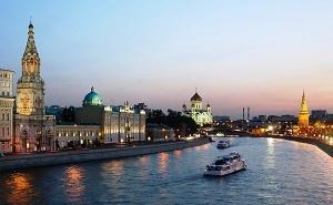 v moskve otkrylas rechnaya navigaciya В Москве открылась речная навигация