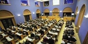 parlament estonii raspahnet svoi dveri dlya turistov Парламент Эстонии распахнет свои двери для туристов
