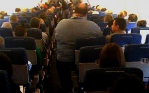v samoletah poyavyatsya kresla dlya polnyh passajirov В самолетах появятся кресла для полных пассажиров