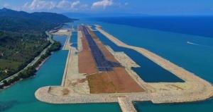 v turcii otkrylsya aeroport na iskusstvennom ostrove В Турции открылся аэропорт на искусственном острове