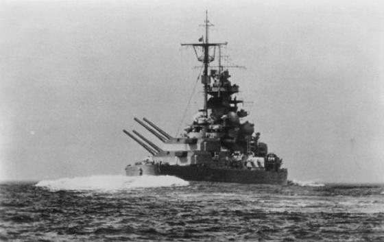 kak u germanii poyavilsya flot Как у Германии появился флот