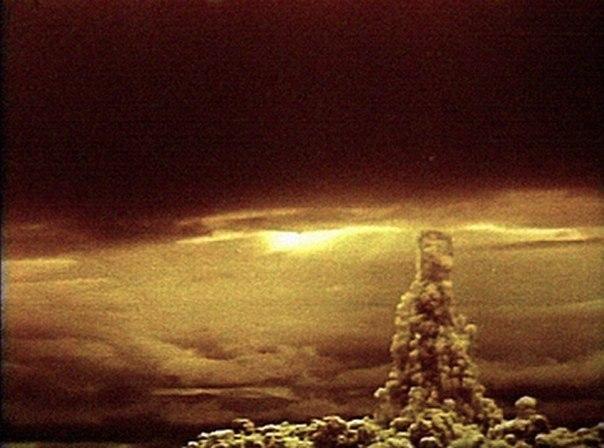 vzryv samoi moshnoi yadernoi bomby Взрыв самой мощной ядерной бомбы