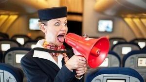 rossiyanka ustroila debosh na reise aeroflota Россиянка устроила дебош на рейсе «Аэрофлота»