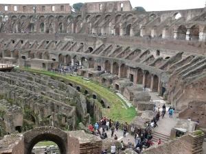 kolizei v rime predstanet v neprivychnom kachestve Колизей в Риме предстанет в непривычном качестве