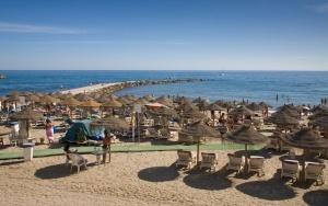 sledit za bezopasnostyu na plyajah ispanii budut drony Следить за безопасностью на пляжах Испании будут дроны