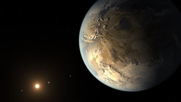 bolshinstvo obitaemyh planet vo vselennoi vozniknet posle smerti zemli Большинство обитаемых планет во Вселенной возникнет после смерти Земли