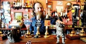 pab s kotami otkrylsya v velikobritanii Паб с котами открылся в Великобритании