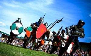 krupnyi istoricheskii festival proidet v tatarstane Крупный исторический фестиваль пройдет в Татарстане