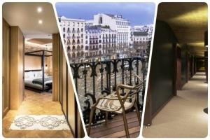 v centre barselony otkrylsya roskoshnyi otel В центре Барселоны открылся роскошный отель