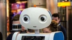 robot boris vstretit passajirov aeroporta pulkovo Робот Борис встретит пассажиров аэропорта Пулково