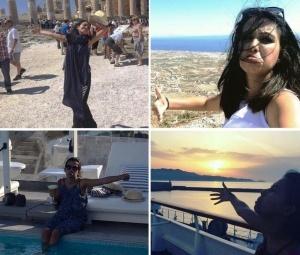 grustnoe svadebnoe puteshestvie v greciyu umililo polzovatelei interneta Грустное свадебное путешествие в Грецию умилило пользователей интернета