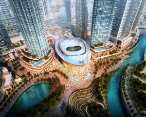 pervyi opernyi teatr otkryvaetsya v dubae Первый оперный театр открывается в Дубае