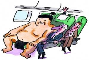 amerikanskaya aviakompaniya nachala vzveshivat passajirov Американская авиакомпания начала взвешивать пассажиров