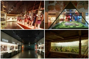 muzei evropeiskogo urovnya otkrylsya na kulikovom pole Музей европейского уровня открылся на Куликовом поле