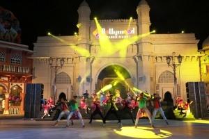 posvyashennyi bollivudskomu kino tematicheskii park otkrylsya v dubae Посвященный болливудскому кино тематический парк открылся в Дубае